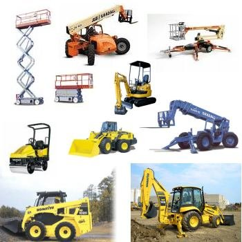 Equipment Rental Start Up Business Plan NEW 2008!