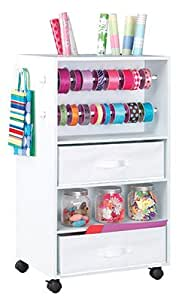 Amazon Com Jetmax Simply Built Craft Storage Mobile