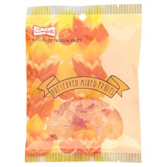 Confatti : Dehydrated Preserved Mix Fruits Natural 100% (150 G)