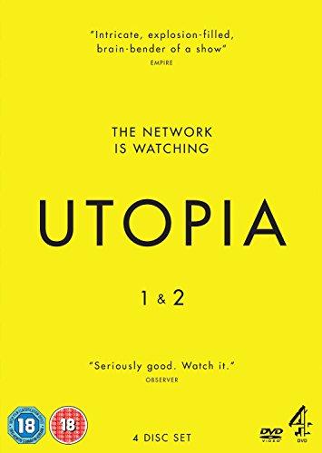 Utopia: Series 1 And 2 [Edizione: Regno Unito]