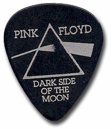 Pink Floyd Dark Side Of The Moon Official Guitar Pick