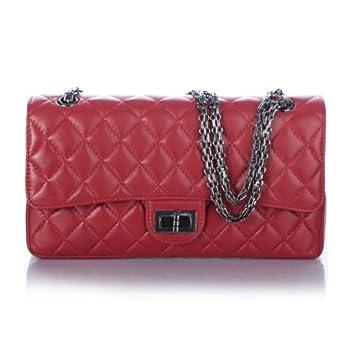 Vivilli Check Pattern Chain Strap Shoulder Bag 30