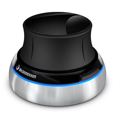 3Dconnexion 3DX-700034 SpaceNavigator for Notebooks 3D Mouse