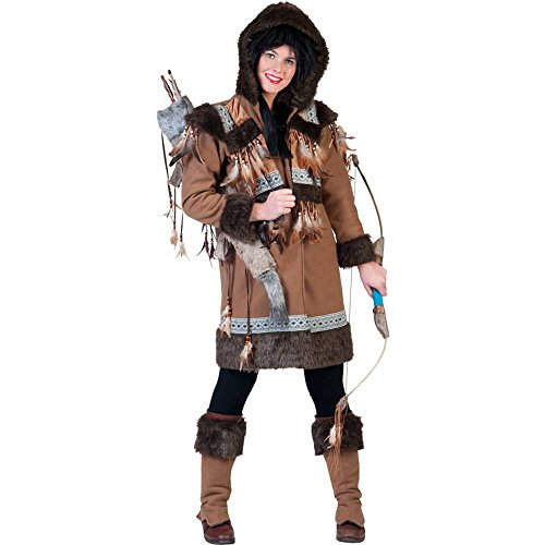 Eskimo Woman Adult Costume