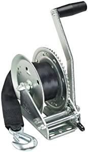 Fulton Single-Speed 1800 Pounds Trailer Winch with 20-Feet Strap by Fulton