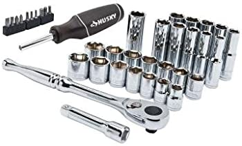 Husky H38MTS 38Pc. Mechanics Tool Set