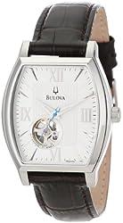 Bulova Men's 96A144 Bulova Series 160 Mechanical Watch