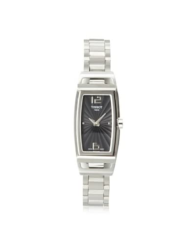 Tissot Women's T0373091105700 T-Trend Silver/Black Watch