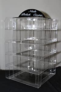 Click Here For Cheap Amazon.com: Nail Polish Table Rack Display  For Sale