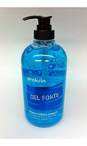 gel forte tenta a lunga durata in dosatore 500 ml