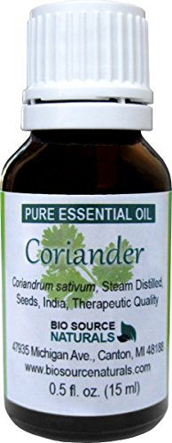 Coriander (Coriandrum Sativum) Pure Essential Oil - 1 fl. oz / 30 ml