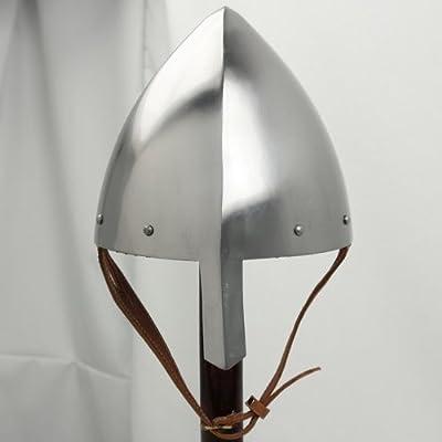 Medieval Norman Nasal Armor Helmet Hat