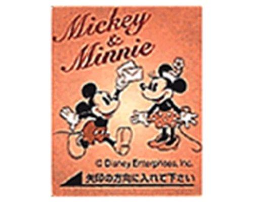 ブラザー工業ミシン 刺しゅうカード ミッキー&ミニー ECD024