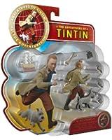 Plastoy - 60870 - Figurine - Set 1 Tintin et Milou + Accessoires
