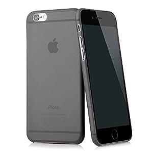 """QUADOCTA iPhone 6 6s (4.7"""") case cover """"Tenuis"""" in black - extreme thinbumperas premium accessory for the original Apple iPhone 6/6s (4.7 inch)"""