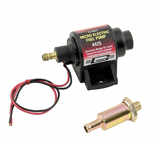 Mr. Gasket Micro Electric 12V Fuel Pump #42S