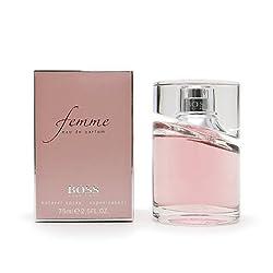 Hugo Boss Femme Eau De Parfum Spray for Women, 75ml