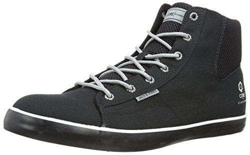 Jack & Jones - Sneaker a collo alto 12080972 Uomo, Nero (Black), 39 (6 UK)
