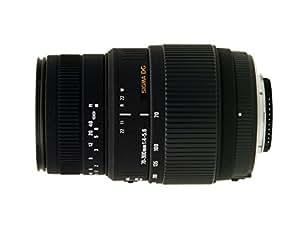 Sigma Obiettivo 70-300mm -F/4-5.6-AF DG,Attacco CANON
