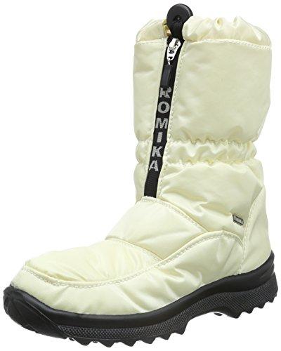 RomikaColorado 118 - Stivali a metà gamba con imbottitura pesante Donna, Bianco (offwhite 002), 36 EU