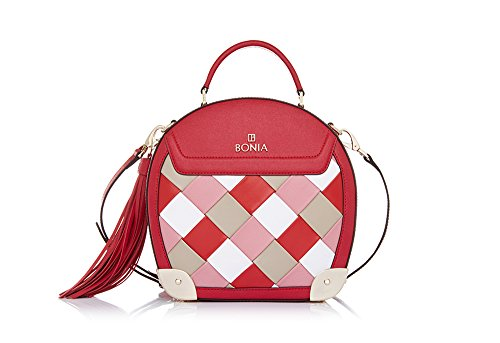bonia-womens-red-rose-and-blue-sonia-satchel