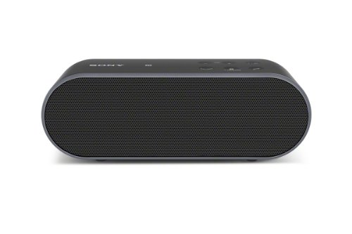 Sony Srsx2 Ultra-Portable Nfc Bluetooth Wireless Speaker (Black)