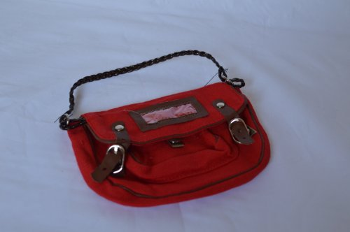 RED BACK PACK FOR AMERICAN GIRL DOLLS - 1
