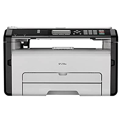 Ricoh Multifunction Laser Printer Sp210su