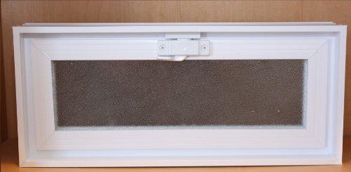 Quality Glass Block 18 x 8 x 3 White Glass Block Vents (Block Window Vent compare prices)