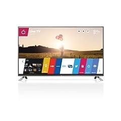 LG Electronics 50LB6300 120Hz Smart LED TV