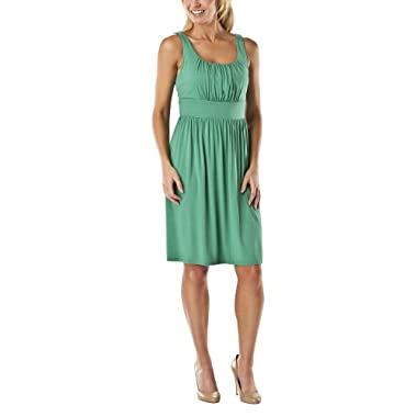 Product Image Merona® Women's Sleeveless Scoop Neck Dress - Green Clover  S