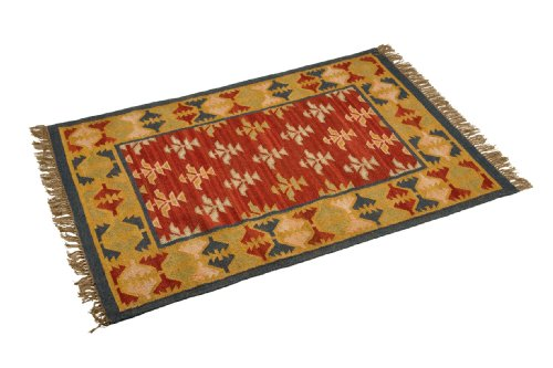Dandy William 150 X 230 cm Armes Kilim Rug Bedouin Design