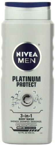 Top Selling Nivea For Men Platinum Protect Deodorizing