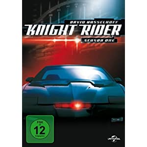 Knight Rider - Season 1 (German Version)