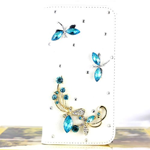Welpad® bling diamond gem case cover for Samsung Galaxy Tab 3 7.0