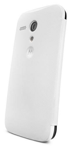 coque-motorola-flip-shell-pour-moto-g-1ere-generation-blanc
