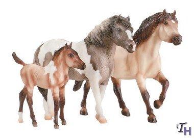 Breyer Traditional Pony Family Set - Buy Breyer Traditional Pony Family Set - Purchase Breyer Traditional Pony Family Set (Breyer, Toys & Games,Categories,Toy Figures & Playsets,Playsets)