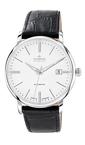 Dugena Herren-Armbanduhr FESTA KLASSIK Analog Automatik Leder 7000190