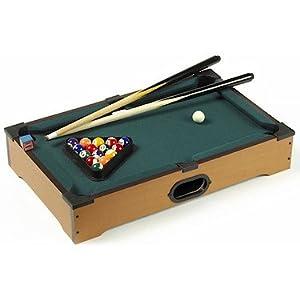 tabletop mini billiards mini billard de table import royaume uni jeux et jouets. Black Bedroom Furniture Sets. Home Design Ideas