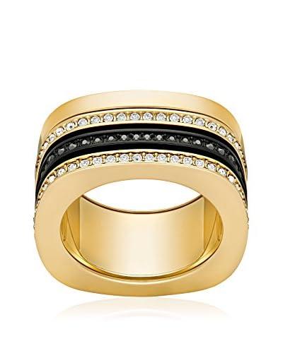 Swarovski Ring Vio goldfarben