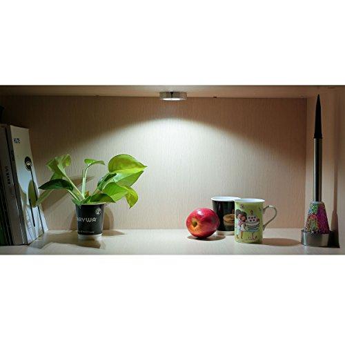 lighting ever brightest led under cabinet lighting puck lights 25 watt halogen replacement. Black Bedroom Furniture Sets. Home Design Ideas