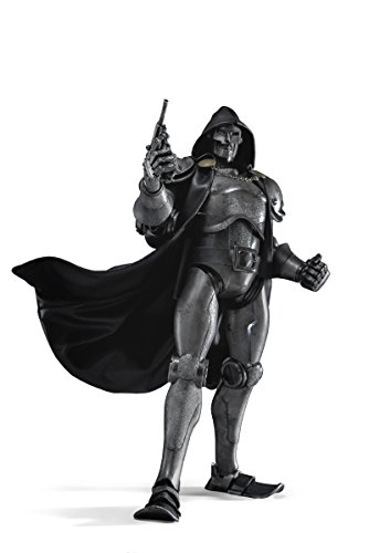 Three A 3A X Doctor Doom Figure (Stealth Edition Armor)