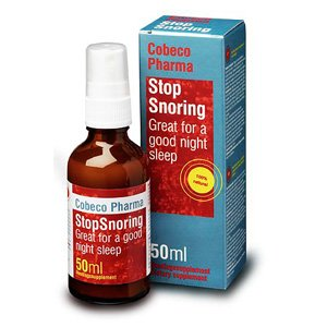 Stop Snoring Remedy - Oral Spray 50ml