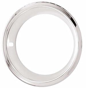 14×7 SS Old Cutlass Beauty Trim Rings