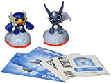 Skylanders Trap Team: Breeze & Pet Vac - Mini Character 2 Pack