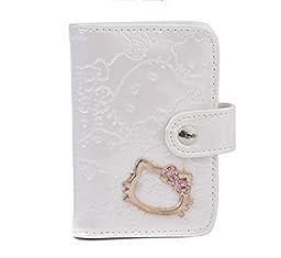 Hello Kitty Debit Card Bag Member Card Bag Business Card (White)