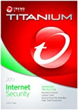 Trend Micro Titanium Internet Security 2013 3-Users