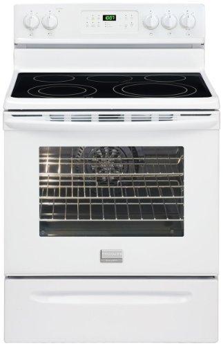 Frigidaire Electric Cooktop