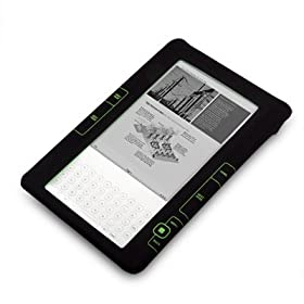OCTO Splash Proof Case for Amazon Kindle 2 - Black
