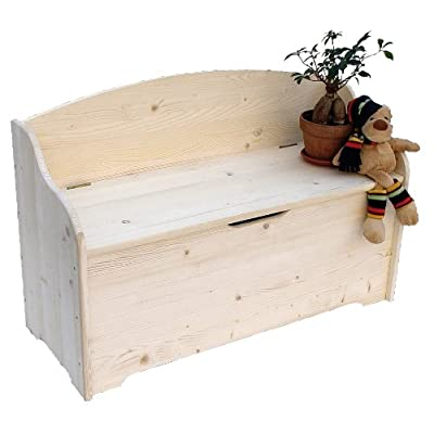 Wooden Storage Box - Large